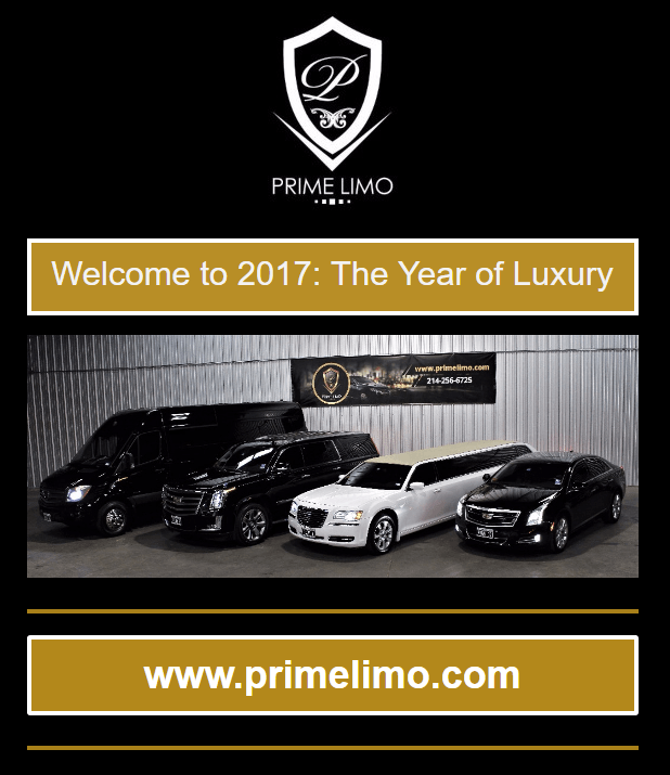 The Year of Luxury